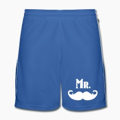Mr. Mustache Trousers & Shorts