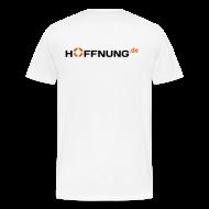 T-Shirts ~ Männer Premium T-Shirt ~ Hoffnung.de T-Shirt Männer