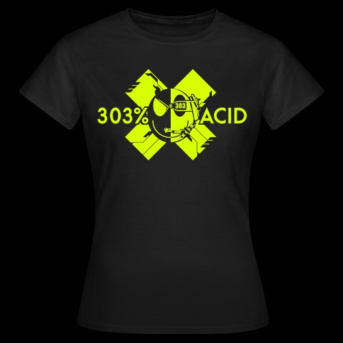 LOGO ACIDTEKNO V2 - Women's T-Shirt