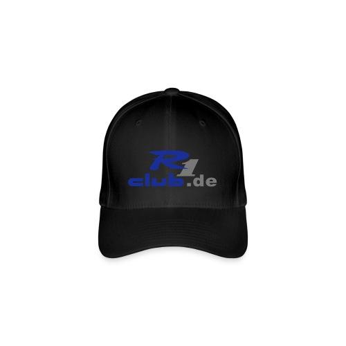 R1club-Cap blau - Flexfit Baseballkappe