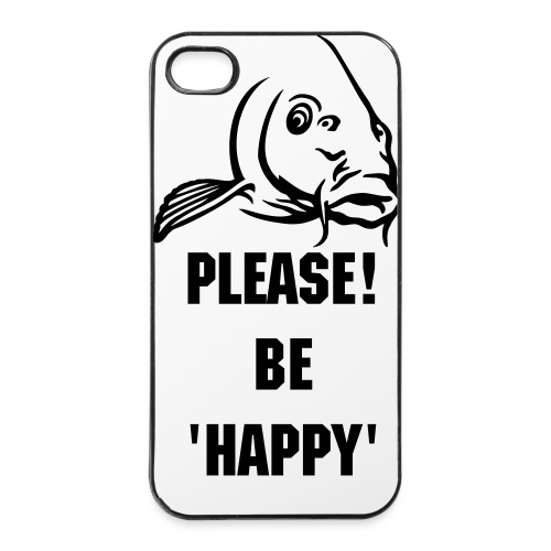 GURU fish - iPhone 4/4s hard case