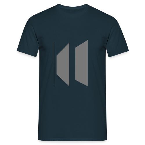 T-shirt mit Muster - Männer T-Shirt