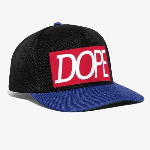 Dope xd  - Gorra Snapback