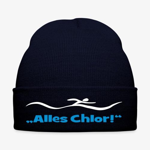 Alles Chlor! - Murmelwärmer - Wintermütze
