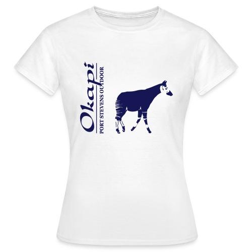 Okapi - Frauen T-Shirt