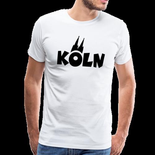 KÖLN T-Shirt S-5XL (V.2.0) - Männer Premium T-Shirt