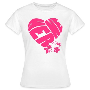 Love Herne Frauen - Frauen T-Shirt