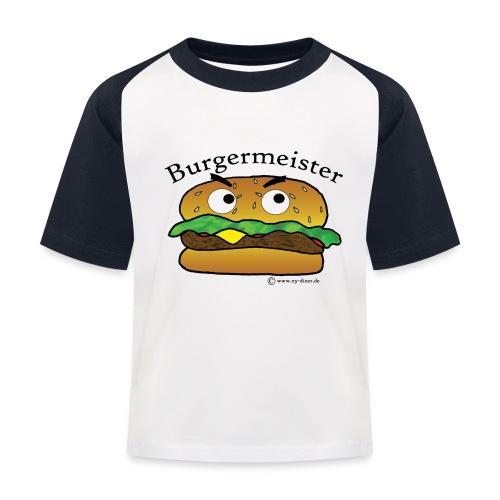 T-shirt - Kinder Baseball T-Shirt