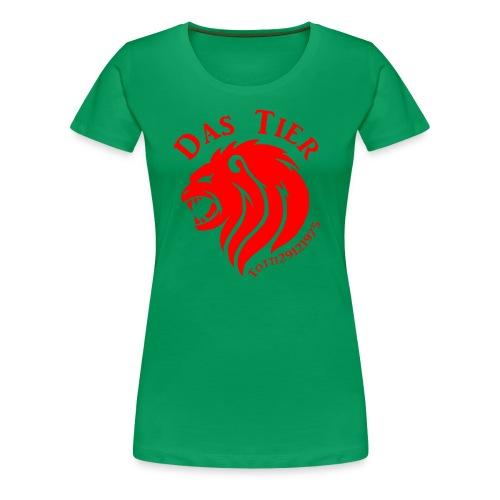 Rote Zora - Frauen Premium T-Shirt