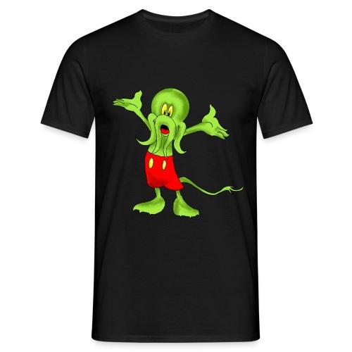 Mickthulhu (black) - Männer T-Shirt