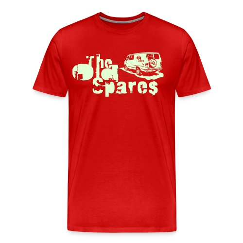 GITD-Tshirt - Premium-T-shirt herr