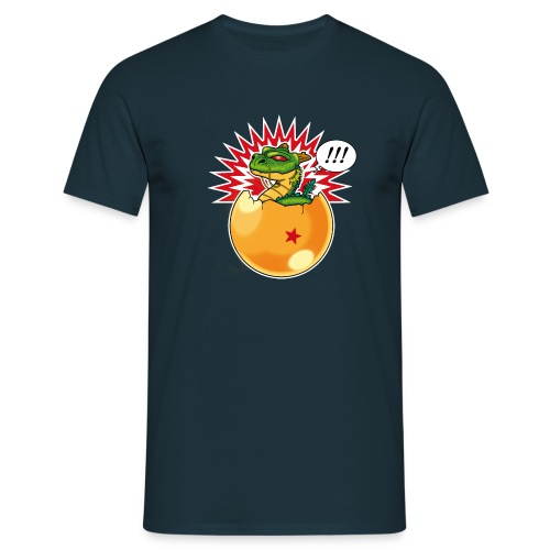 [dragon egg] - Men's T-Shirt
