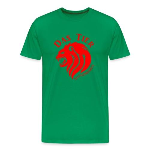 Deluxe Tier - Männer Premium T-Shirt