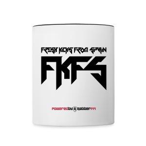 #FKFS Coffee Cup - Contrasting Mug