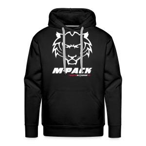 M-Pack Hoodie Male - Men's Premium Hoodie