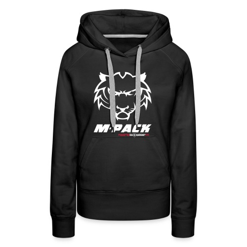 M-Pack Hoodie Female - Women's Premium Hoodie