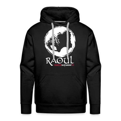 Raoul Hoodie Male - Men's Premium Hoodie