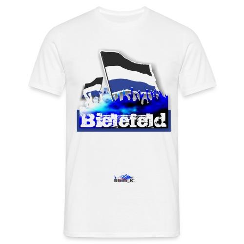 BIELEFELD - Männer T-Shirt