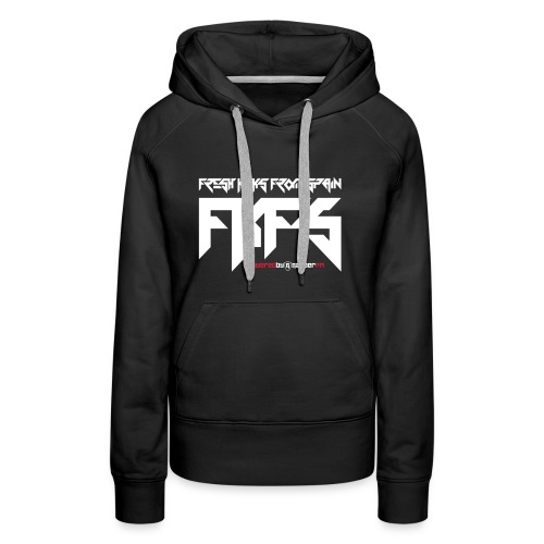#FKFS Hoodie Female - Women's Premium Hoodie