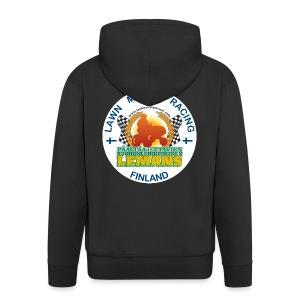 Miesten Huppari - Men's Hoodie - Men's Premium Hooded Jacket