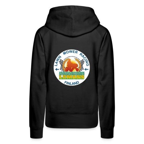 Naisten huppari - womens hoodie - Women's Premium Hoodie