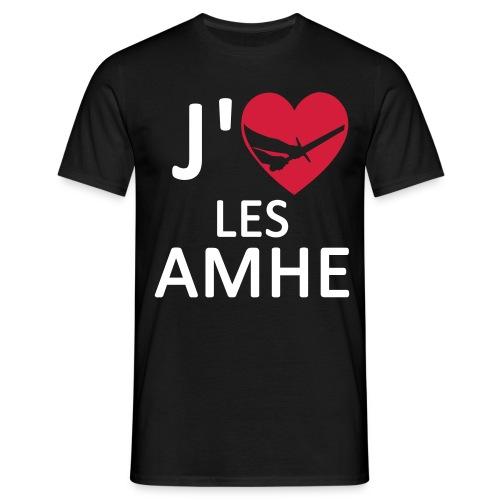 TS H J'Aime les AMHE Couleurs - T-shirt Homme