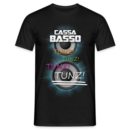 ITALODANCE Cassa Basso T-shirt - Men's T-Shirt