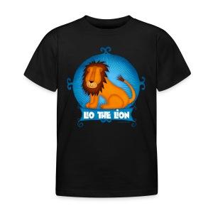 Leo The Lion Kids T - Kids' T-Shirt
