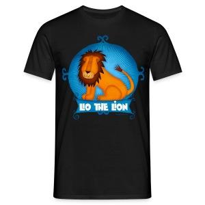 Leo The Lion Men's T - Men's T-Shirt