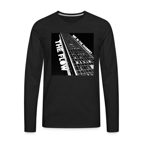Men's Premium Longsleeve Shirt - Boy In The Shadows is a rock project from Sweden, that consists of Andreas Ericsson, who writes, performs, produces and records all the songs. All music is available on Spotify, iTunes, Amazon and many other online music stores and streaming sites. The official Boy In The Shadows merchandise is available here on Spreadshirt.   All products are designed by Andreas Ericsson.