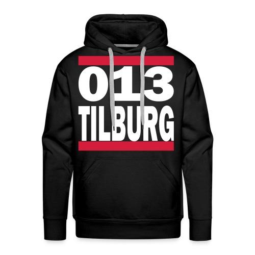 013-Tilburg - Mannen Premium hoodie