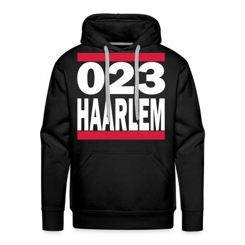 023-Haarlem - Mannen Premium hoodie