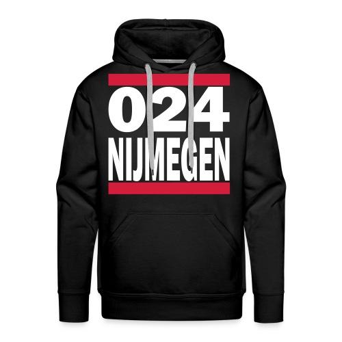 024-Nijmegen - Mannen Premium hoodie