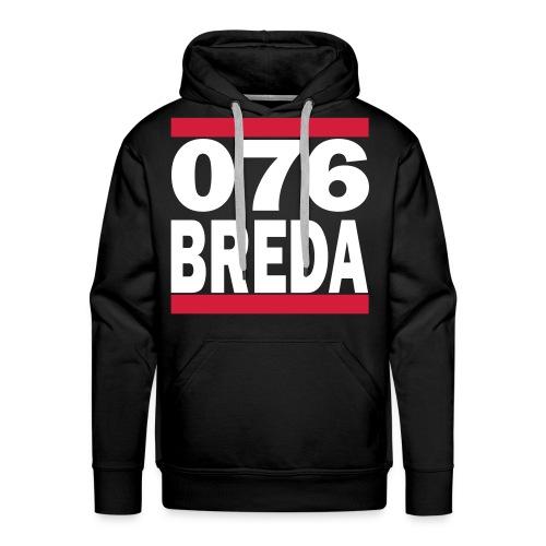 076-Breda - Mannen Premium hoodie
