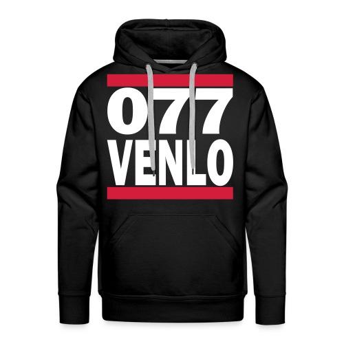 077-Venlo - Mannen Premium hoodie