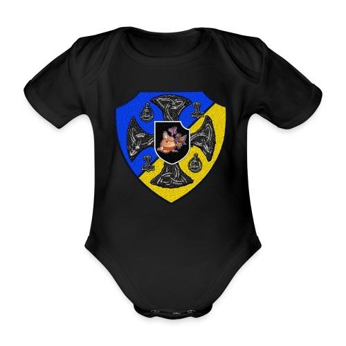 SVJR Body - Ekologisk kortärmad babybody