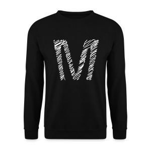 sweat homme grand m noir - Sweat-shirt Homme