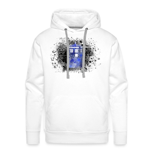 Time and Relative Dimension in Shirts - Men's Premium Hoodie