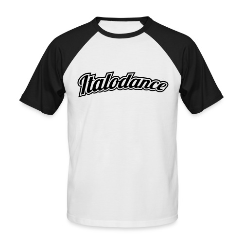 ITALODANCE T-shirt - Men's Baseball T-Shirt