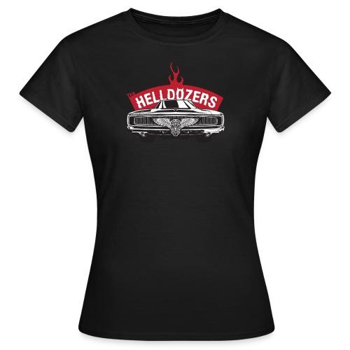 The Helldozers Hotrod - Frauen T-Shirt