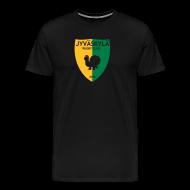 T-paidat ~ Miesten premium t-paita ~ Miesten paita logolla