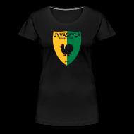 T-paidat ~ Naisten premium t-paita ~ Naisten paita logolla
