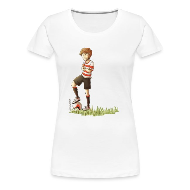 Football Louis Womens Shirt