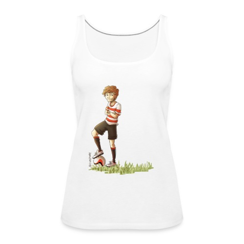 Football Louis Womens Tank - Women's Premium Tank Top