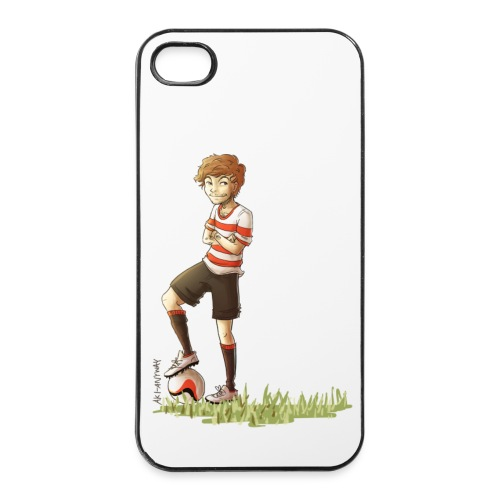 Football Louis iPhone 4/4s Hard Case - iPhone 4/4s Hard Case