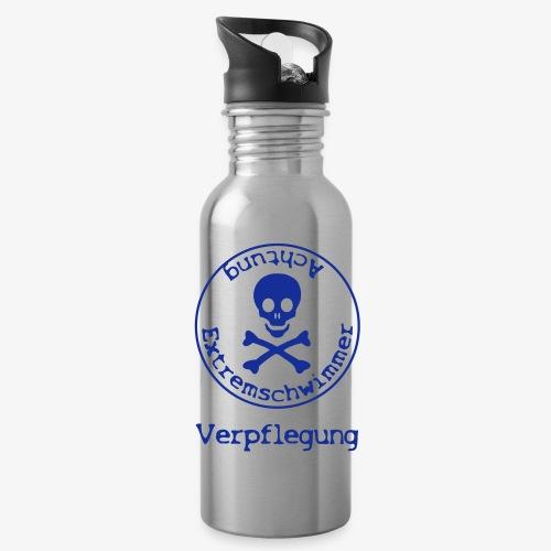 Extremschwimmer - Mampf - Trinkflasche