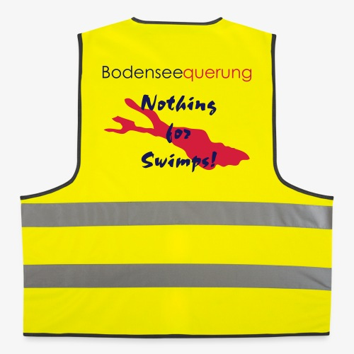 Nothing for Swimps! - Achtung - Warnweste