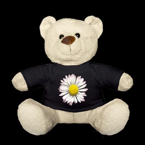 TIAN design Teddy Bär - Gänse blümchen - Teddy