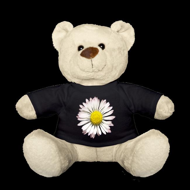 TIAN design Teddy Bär - Gänse blümchen