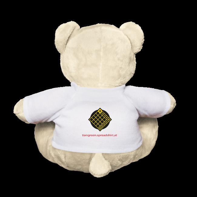 TIAN design Teddy Bär - Clematis